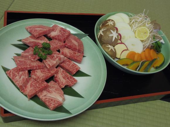 モリタ屋肉と野菜