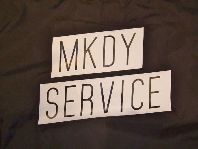 MDY YLON VERSITY JACKET BLACK BK2