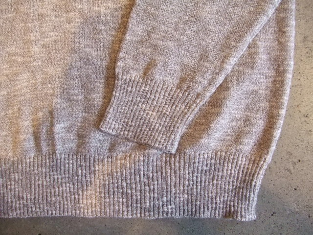 MDY SUMMER KNIT SWEATER TOPGRAY FT4