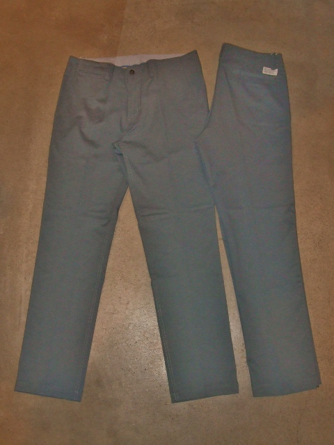 SILAS TWILL TROUSERS