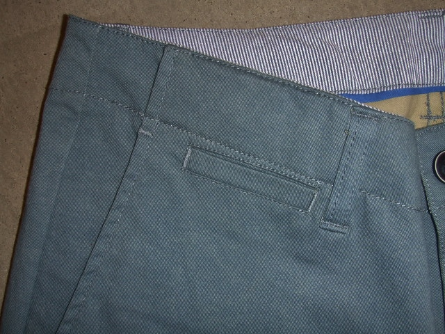 SILAS TWILL TROUSERS FTPT