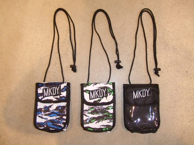 MDY NYLON MINI POUCH