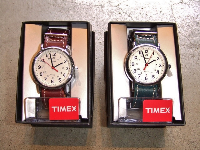 rehacer rehacer × TIMEX × Cramp Mix watch