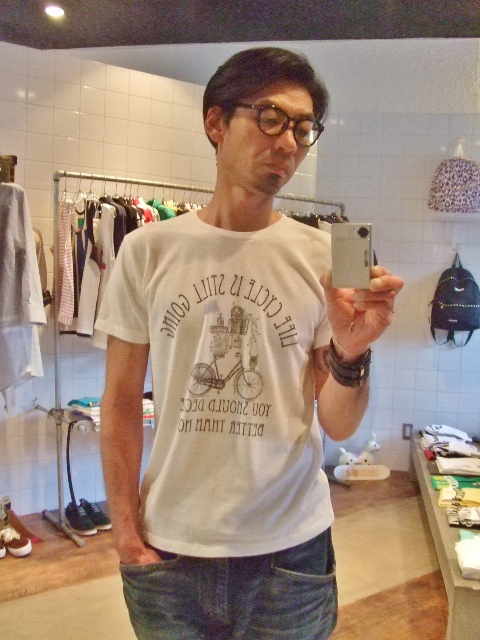 rehacer Cycle SS TEE ST