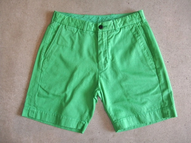 MDY CHINO SHORTS GREEN