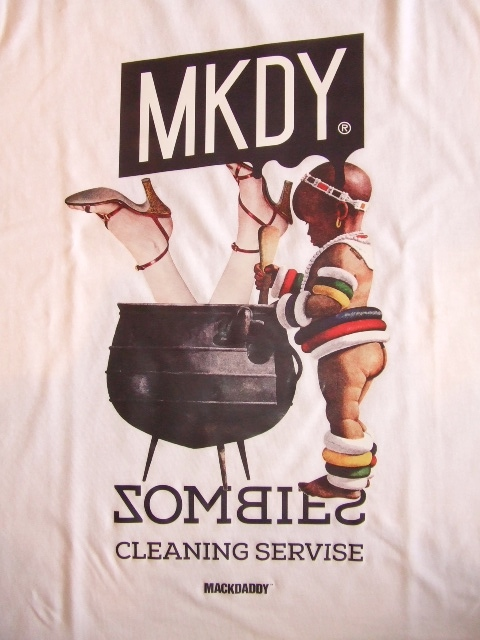 MDY BABY SS TEE WHITE