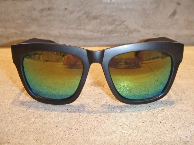 MDY MIRROR SUNGLASS YELLOW FT