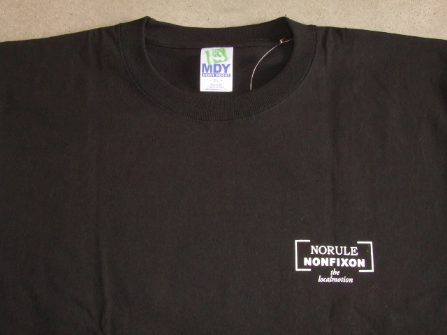 MDY ACID CITY SS TEE BLACK FT1