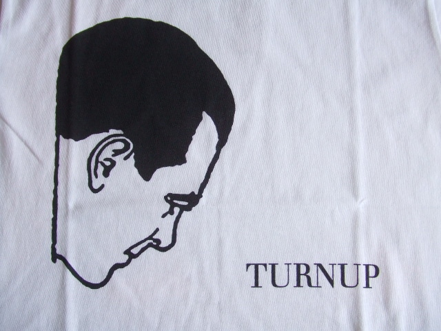 MDY TURNUP SS TEE WHITE