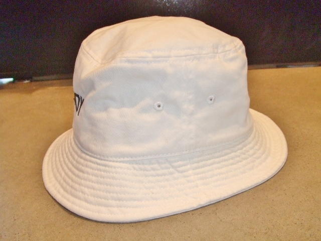 MDY BUCKET HAT WHITE SD