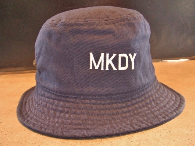 MDY BUCKET HAT NAVY FT1