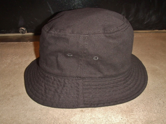 MDY BUCKET HAT BLACK SD