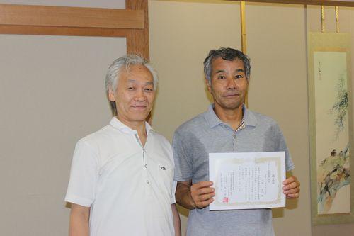 セラピスト認定 池田2014.7.13