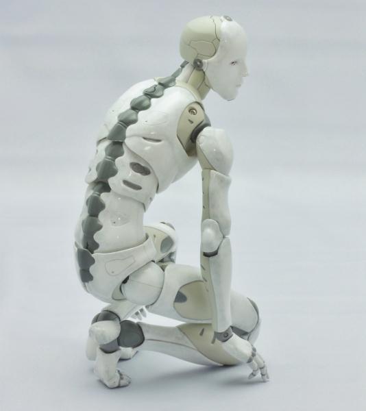 東亜重工 合成人間 1/6 Synthetic Human