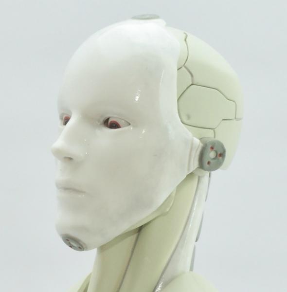東亜重工 合成人間 1/6 Synthetic Human その2