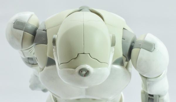 東亜重工 合成人間:肩の前後可動