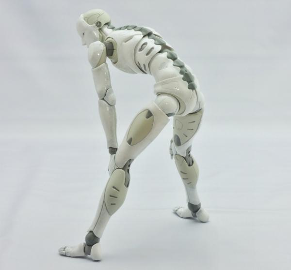 東亜重工 合成人間 1/6 Synthetic Human その3