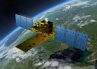 陸域観測技術衛星「だいち2」