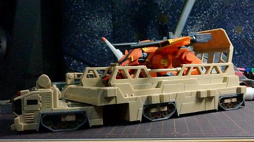 ラゴゥ専用トレーラー(砂漠仕様)