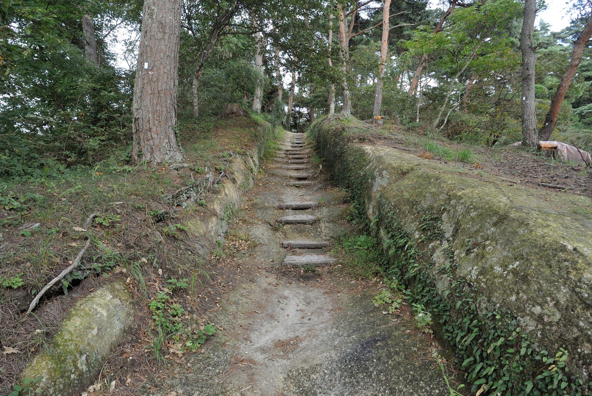 壮観への道