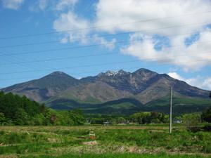 美しい山々3