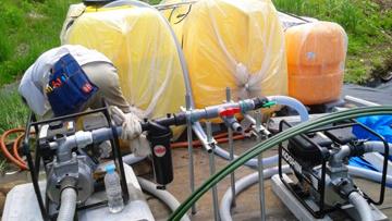 灌水設備3