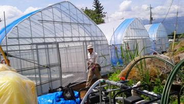 灌水設備5