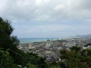 名護城跡,沖縄,遺跡