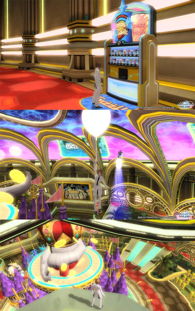 【PSO2】カジノ3
