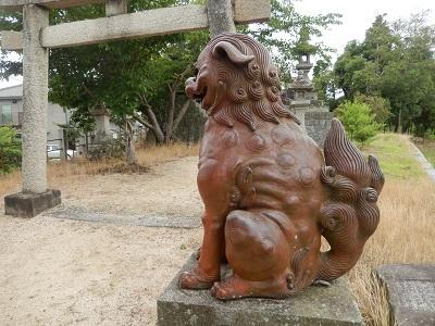 鯉喰神社2