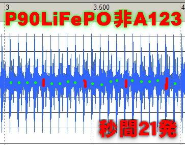 P90_99V_非A123_秒間21発
