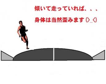 膝痛マラソン201337