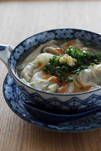 わんたんスープ1
