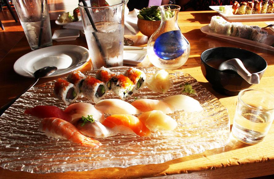 寿司 california