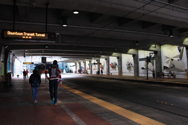 シアトル 地下鉄