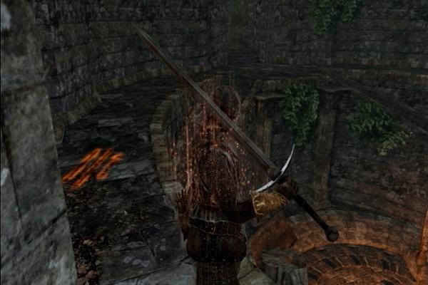 PS3 DARKSOULSⅡ プレイ日記 持たざるもの ガーゴイル 森 ダークソウルⅡ 月の鐘楼