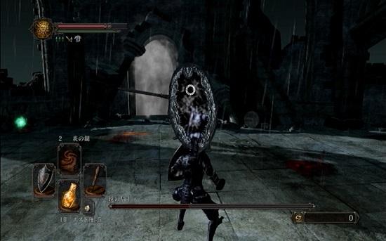 PS3 DARKSOULSⅡ ダークソウルⅡ 持たざるもの プレイ日記 王の回廊 鏡の騎士