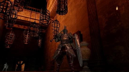 PS3 DARKSOULSⅡ ダークソウル 持たざるもの プレイ日記 不死廟 アン・ディールの館