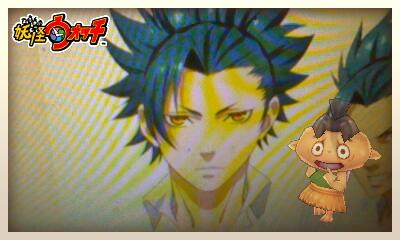 PSP 3DS 妖怪ウォッチ ふしぎなレンズ 乙女ゲーム 勝手にコラボ 草薙結衣 ロキ スサオノ バルドル