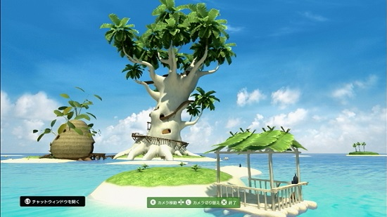 PS3 PlayStation®Home トロフィー PShome コンプ ロコロコ ムイムイ客船 ラウンジ