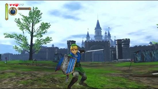 任天堂  コーエー ゼルダ無双 リンク 8月14日 発売予定 WiiU