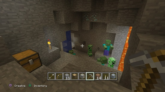 Minecraft: PlayStation®3 Edition マインクラフト 日本版 DL専用ゲーム PS3 PSstore