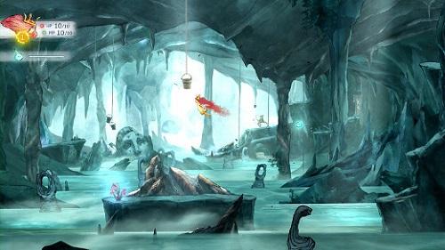 チャイルド オブ ライト PS4 PS3