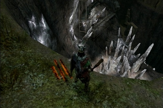 PS3 DARKSOUL2 持たざるもの ダークソウルⅡ プレイ日記 ファロスの石
