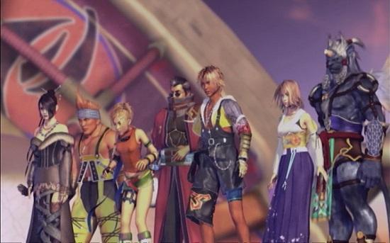 PS3 PSVITA  FFⅩ HDリマスター プレイ日記 シン 最終決戦 ファイナルファンタジー