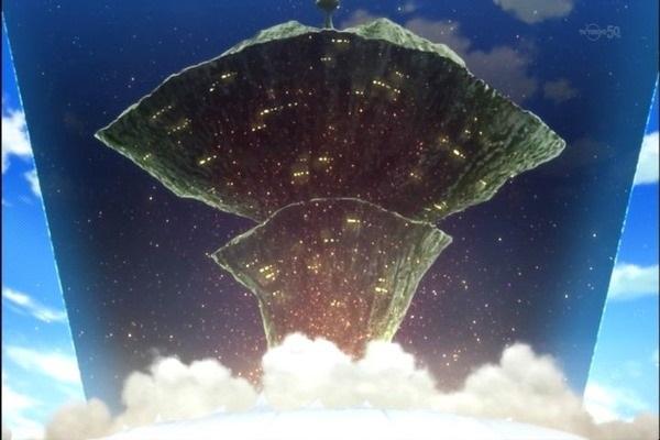 ガンプラアニメ ガンダムビルドファイターズ ストライクガンダム ガンダムエクシア 決勝戦 テレビ東京 24話 ダークマター 感想