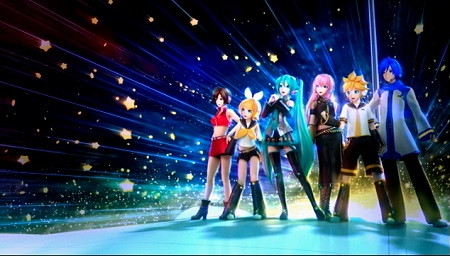 PS3 PSVITA 音ゲー 初音ミク -Project DIVA- F 2nd  セガ