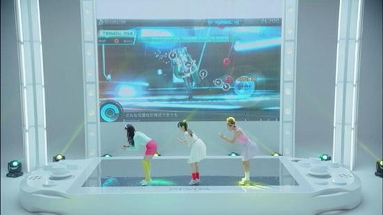 PS3 PSVITA 初音ミク -Project DIVA- F 2nd  音ゲー TV CM
