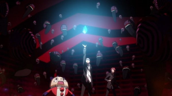 ゲーム アニメ ペルソナ4 ザ・ゴールデン 第1話 感想 THE GOLDEN DAYS 強くてnewゲーム 2週目