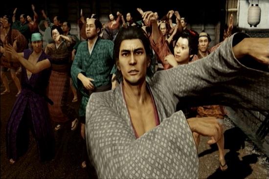 龍が如く 維新 体験版 感想 PS4 PS3
